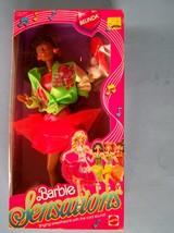 1987 BARBIE & the SENSATIONS BELINDA POP STAR Doll w/ 80's Sound Cassett... - $38.61