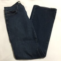 J Brand Bootcut Jeans Size 28 Womens Dark Blue Style #8502U324 image 2