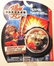 Bakugan Battle Brawlers Booster Pack Griffon Haos Gray Series 2 New Usa Genuine - $29.60