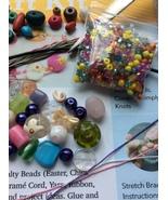 Bracelet Craft Kit, Jewelry Making Stretch And Friendship Bracelets, Made In USA - $26.99