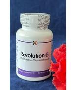 Revolution-B, Vitamin B, Dietary Supplement, 30 Veggie Caps, Exp 05/22 - $17.97