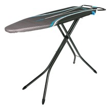 Minky Homecare Ergo Ironing Board with Prozone Cover, Silver Black Green - $68.49