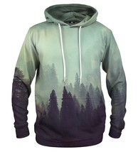 Old Forest Printed Hoodie | Unisex | XS-2XL | Mr.Gugu & Miss Go