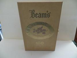 Jim Beam Roses Red Velvet Lined Decanter Case 150 Months - $10.00