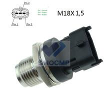 1800 Bar Fuel Pressure Sensor 0281006112 0281006325 For Cummins IVECO DA... - $36.28