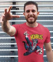 Morbius T Shirt marvel comics villain vampire vintage distressed graphic tee image 3