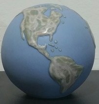 Lladro Globe Paperweight # 6138 - $80.00