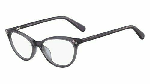 NEW NINE WEST NW 5152 014 GREY EYEGLASSES 49MM WITH CASE - $59.35