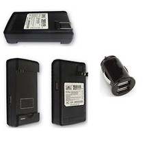 Samsung Galaxy Note 3 SM N900R4 External Battery Charger + Dual Car Char... - $13.45