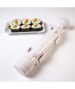 All In 1 Bazooka Roller Kit Sushi Rolls Maker Mold Making Tool Machine - $11.65 CAD