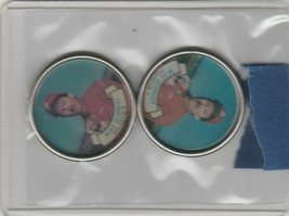 1987 Topps Coins Mike Schmidt Phillies Lot of 2 - $1.28