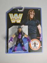 WWE Retro The Undertaker WWF Hasbro Mattel - $56.10