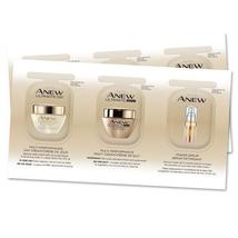 Avon Anew Ultimate 5-card Sample Pack W/ Day Cream, Night Cream And Power Serum! - $8.50