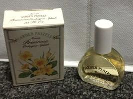 Vintage NOS Avon GARDEN PASTELS Primrose Cologne Splash .33 fl oz New in... - $7.61