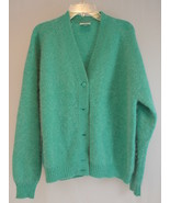 WOMEN'S SWEATER GLENGYLE ANGORA Blend Pastel Green  Size 18/102 cm New Z... - $13.85