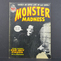 Monster Madness #1 by Sinister Stan Lee, Marvel Monster Group, Poor Condition - $9.95