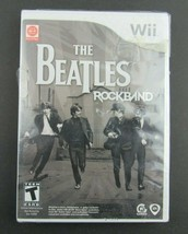 The Beatles: Rock Band (Nintendo Wii, 2009) CIB Complete - $15.95
