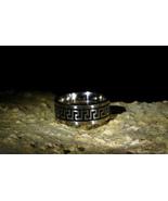 Black Magick All Powerful DARK GODDESS HECATE Greek Key Haunted Ring by ... - $666.00