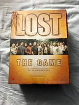 Lost The Game TV Show board game 2006 Cardinal Games Factory Sealed - $19.79