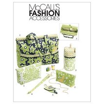McCall's Patterns M6256 Project Tote, Organizer/Knitting Needle/Scissor Cases An - $14.21