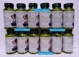 Twelve pack: Nu Skin Nuskin Pharmanex Eye Formula 60 Capsules SEALED x12 - $402.00