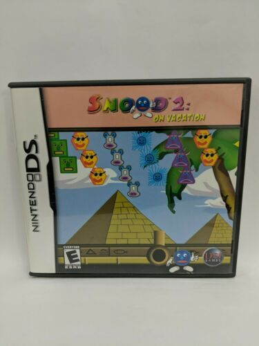 Snood 2: On Vacation (Nintendo DS, 2005)