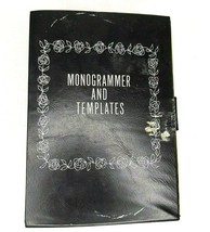 Vintage Kenmore Sewing Machine Monogrammer 26 Templates w/ Feet Instruct... - $24.74