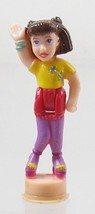 1998 Polly Pocket Dolls Vintage Polly & the Pops Concert Hall - Lila - $6.00