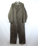 NOS Vintage 60s Dickies 42 Short Spell Out Mechanic Coveralls Flight Sui... - $126.19