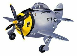 Hasegawa Egg Plane US Army P-47 Thunderbolt non-scale plastic model TH10 - $20.53