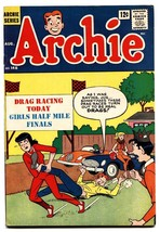 ARCHIE #148 comic book 1964-BETTY & VERONICA-JUGHEAD-DRAG RACE - $46.66