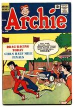 Archie #148 Comic Book 1964-BETTY & VERONICA-JUGHEAD-DRAG Race - £37.58 GBP