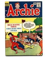 ARCHIE #148 comic book 1964-BETTY & VERONICA-JUGHEAD-DRAG RACE - $46.66