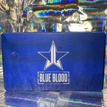 NEW IN BOX Jeffree Star BLUE BLOOD Palette 18 Pans Of Blue CRUELTY FREE SEE PICS image 2