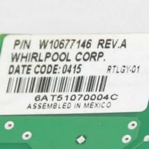 WPW10677146 Whirlpool User Interface Board OEM WPW10677146 - $183.10
