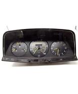 1983 300D Mercedes Benz Instrument Cluster Speedometer 1235421757 SHIPS ... - $180.79