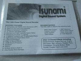 Soundtraxx 827116 TSU-1000 Tsunami GE Gevo-12 Sound Decoder image 3