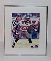 Derrick Brooks Framed Photo Tampa Bay Buccaneers 8x10 Matted NFL Florida... - $19.99