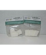 2 Packs Aura Cacia Aromatherapy Refill Pads 10 Pads Each Pack New (R) - $14.84