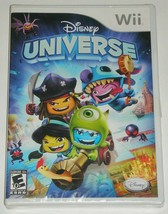 Disney Universe (Nintendo Wii, 2011)  Brand New Sealed Package - $13.37