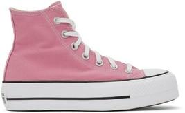 NIB*Converse Chuck Taylor All Star Lift  Canvas Platform Sneakers*Pink*5.5-11 - $145.00