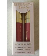 NEW Jules Smith Beauty Power Gloss Duo - Namaste -All Day & Serene Queen  - $9.46