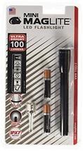 Mag-Lite LED Mini AAA Taschenlampe bis zu 84 Lumen, 12,5 cm, inkl. 2 (Sc... - $45.14