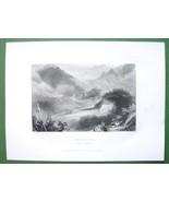 1853 Antique Print & AD : Italy Pra del Tor & Cincinnati Patent Refriger... - $15.30