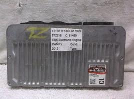 12-13 Toyota Camry ..Engine Control MODULE/COMPUTER...ECU..ECM..PCM - $252.45