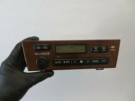 #5907A Lexus ES300 Es 300 00 01 Oem Dash Temp Ac Heat Air Climate Control Switch - $11.88