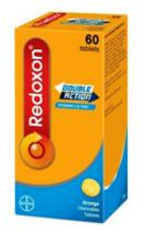 3 Box Redoxon Double Action Vitamin C Chewable 500mg 60's NEW - $49.90