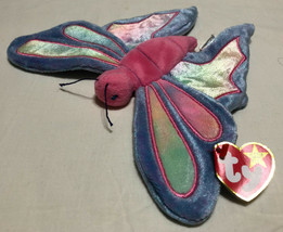 TY BEANIE BABY FLITTER 6/2/1999, P.E. STYLE 4255 - NEW OLD STOCK - $9.99