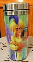 Disney Aladdin and Jasmine Agrabah 16 ounce Travel Cup Mug - $16.99