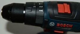 BOSCH GSB18V 490B12 18V Brushless Hammer Drill Driver Kit with Battery image 6
